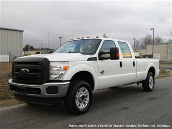 2012 Ford F-250 Super Duty XL 6.7 Diesel 4X4 Crew Cab Long Bed Truck