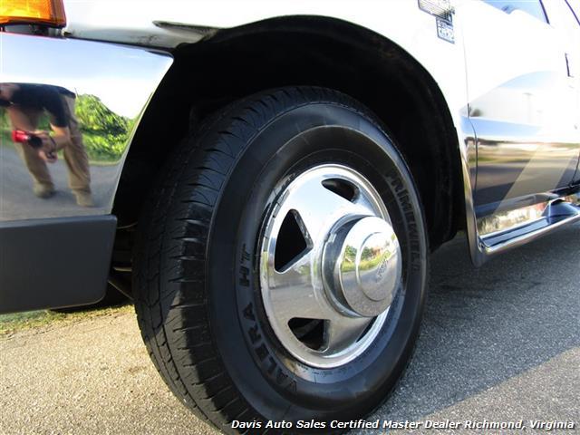 2001 Ford F-350 Super Duty XL 7.3 Diesel Western Hauler Dually Crew Cab Long Bed - Photo 29 - Richmond, VA 23237