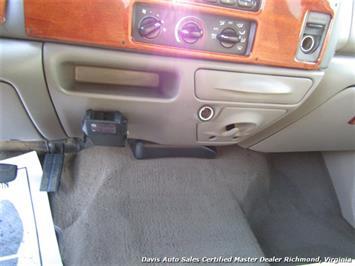 2001 Ford F-350 Super Duty XL 7.3 Diesel Western Hauler Dually Crew Cab Long Bed - Photo 18 - Richmond, VA 23237