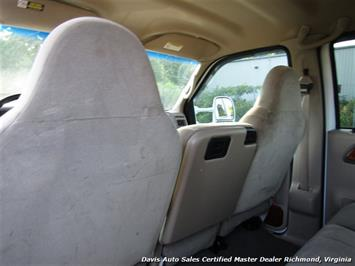 2001 Ford F-350 Super Duty XL 7.3 Diesel Western Hauler Dually Crew Cab Long Bed - Photo 17 - Richmond, VA 23237