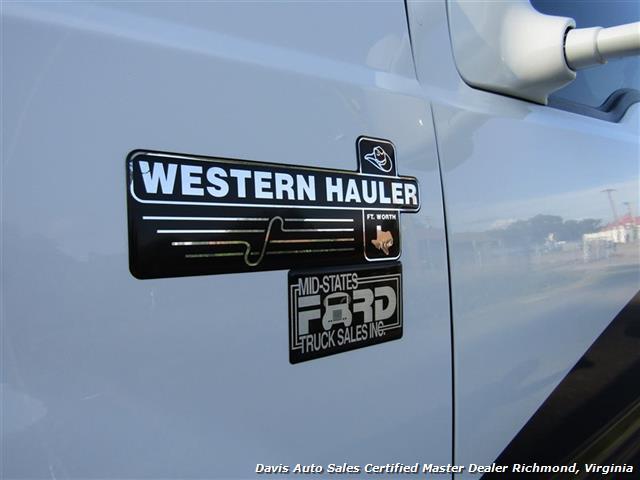2001 Ford F-350 Super Duty XL 7.3 Diesel Western Hauler Dually Crew Cab Long Bed - Photo 12 - Richmond, VA 23237