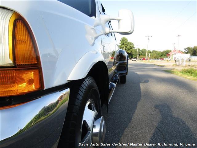 2001 Ford F-350 Super Duty XL 7.3 Diesel Western Hauler Dually Crew Cab Long Bed - Photo 21 - Richmond, VA 23237