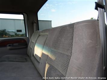 2001 Ford F-350 Super Duty XL 7.3 Diesel Western Hauler Dually Crew Cab Long Bed - Photo 16 - Richmond, VA 23237