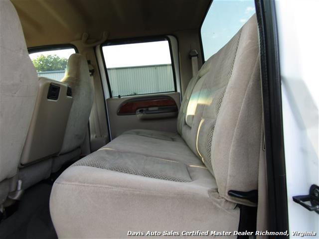 2001 Ford F-350 Super Duty XL 7.3 Diesel Western Hauler Dually Crew Cab Long Bed - Photo 15 - Richmond, VA 23237