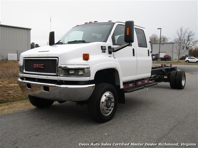 Topkick For Sale >> 2006 GMC Kodiak Topkick C 5500 6.6 Duramax Turbo Diesel ...