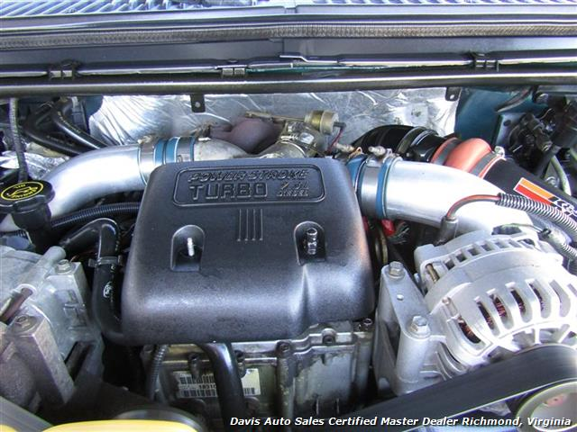 1999 Ford F-250 Super Duty XLT 7.3 Diesel Lifted 4X4 Manual Quad - Photo 27 - Richmond, VA 23237
