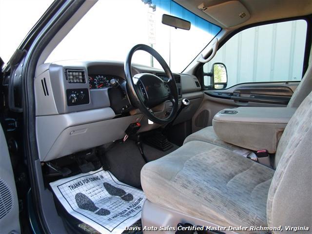 1999 Ford F-250 Super Duty XLT 7.3 Diesel Lifted 4X4 Manual Quad - Photo 8 - Richmond, VA 23237