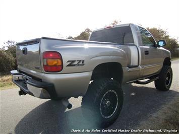 2001 GMC Sierra 1500 SLE Lifted 4X4 Standard Cab Short Bed Chevrolet LS - Photo 11 - Richmond, VA 23237