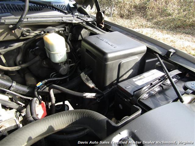 2001 GMC Sierra 1500 SLE Lifted 4X4 Standard Cab Short Bed Chevrolet LS - Photo 19 - Richmond, VA 23237