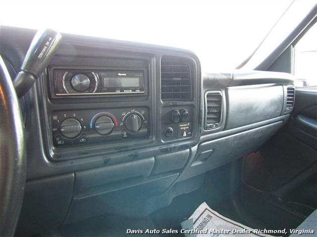 2001 GMC Sierra 1500 SLE Lifted 4X4 Standard Cab Short Bed Chevrolet LS - Photo 7 - Richmond, VA 23237