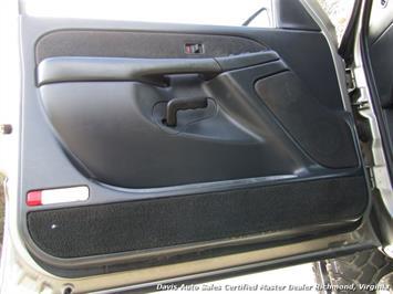 2001 GMC Sierra 1500 SLE Lifted 4X4 Standard Cab Short Bed Chevrolet LS - Photo 16 - Richmond, VA 23237