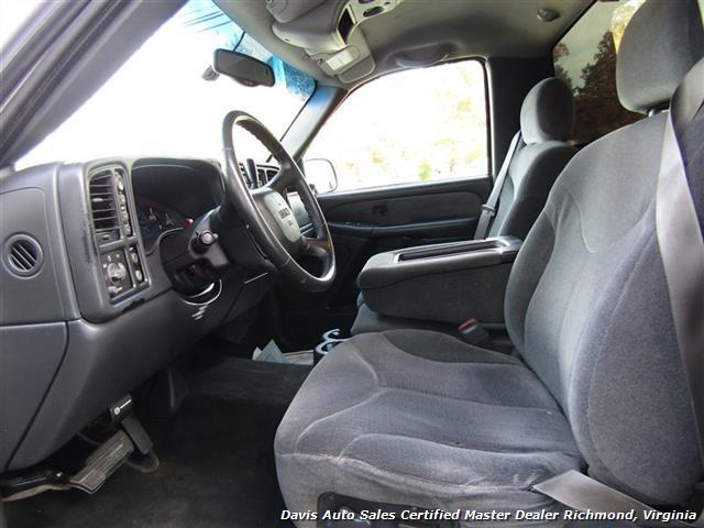 2001 GMC Sierra 1500 SLE Lifted 4X4 Standard Cab Short Bed Chevrolet LS - Photo 5 - Richmond, VA 23237