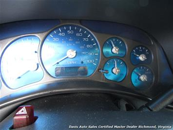2001 GMC Sierra 1500 SLE Lifted 4X4 Standard Cab Short Bed Chevrolet LS - Photo 21 - Richmond, VA 23237