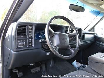 2001 GMC Sierra 1500 SLE Lifted 4X4 Standard Cab Short Bed Chevrolet LS - Photo 6 - Richmond, VA 23237