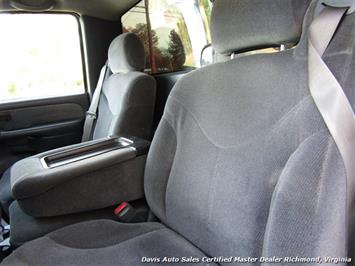 2001 GMC Sierra 1500 SLE Lifted 4X4 Standard Cab Short Bed Chevrolet LS - Photo 8 - Richmond, VA 23237