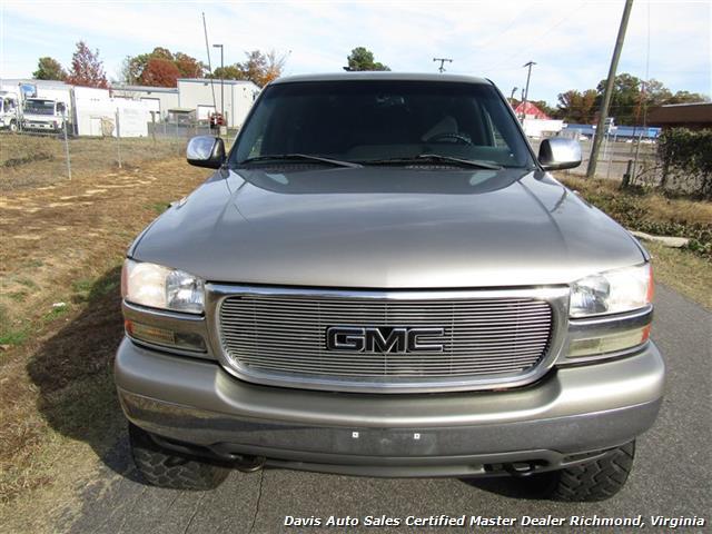 2001 GMC Sierra 1500 SLE Lifted 4X4 Standard Cab Short Bed Chevrolet LS - Photo 29 - Richmond, VA 23237