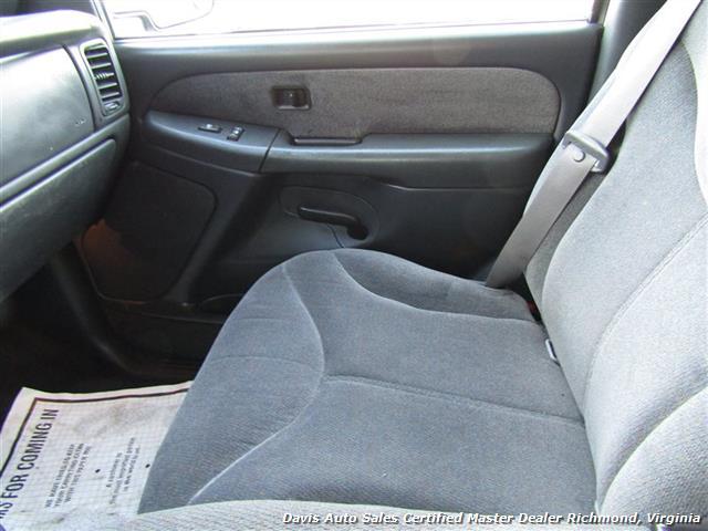2001 GMC Sierra 1500 SLE Lifted 4X4 Standard Cab Short Bed Chevrolet LS - Photo 15 - Richmond, VA 23237