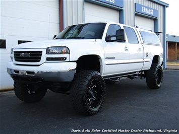 2002 GMC Sierra 2500 HD SLE Lifted 4X4 Loaded Crew Cab Short Bed - Photo 1 - Richmond, VA 23237