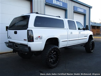 2002 GMC Sierra 2500 HD SLE Lifted 4X4 Loaded Crew Cab Short Bed - Photo 11 - Richmond, VA 23237