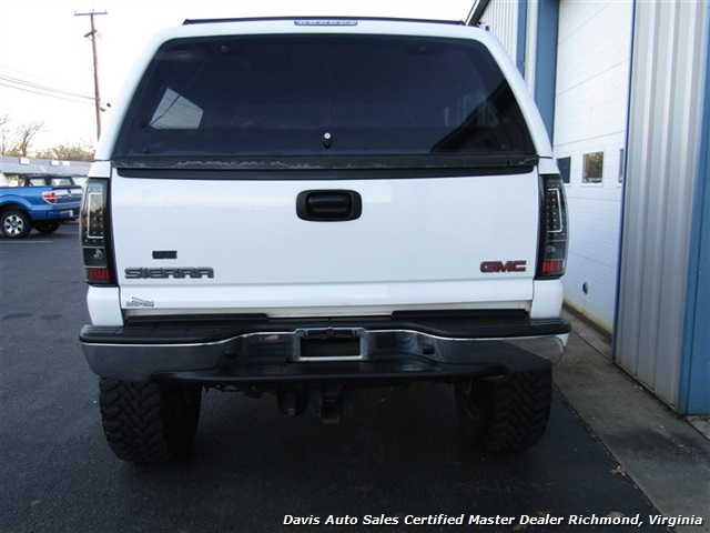 2002 GMC Sierra 2500 HD SLE Lifted 4X4 Loaded Crew Cab Short Bed - Photo 4 - Richmond, VA 23237
