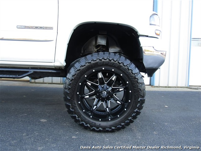2002 GMC Sierra 2500 HD SLE Lifted 4X4 Loaded Crew Cab Short Bed - Photo 10 - Richmond, VA 23237
