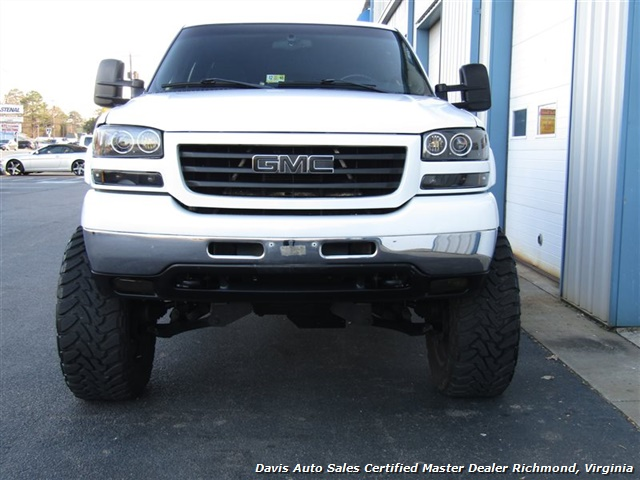 2002 GMC Sierra 2500 HD SLE Lifted 4X4 Loaded Crew Cab Short Bed - Photo 14 - Richmond, VA 23237