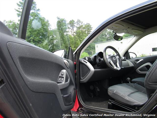 2010 Smart Car fortwo passion 2 Door Hatchback Mercedes - Photo 6 - Richmond, VA 23237
