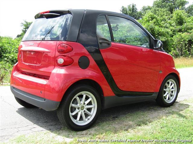 2010 Smart Car fortwo passion 2 Door Hatchback Mercedes - Photo 5 - Richmond, VA 23237