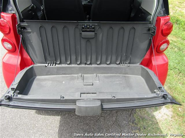 2010 Smart Car fortwo passion 2 Door Hatchback Mercedes - Photo 22 - Richmond, VA 23237