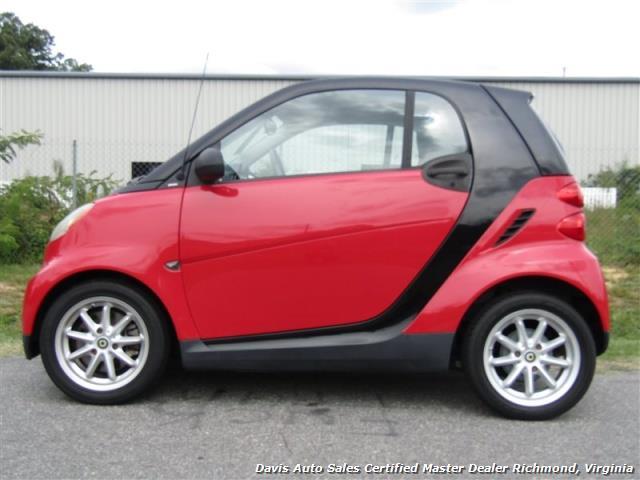 2010 Smart Car fortwo passion 2 Door Hatchback Mercedes - Photo 2 - Richmond, VA 23237
