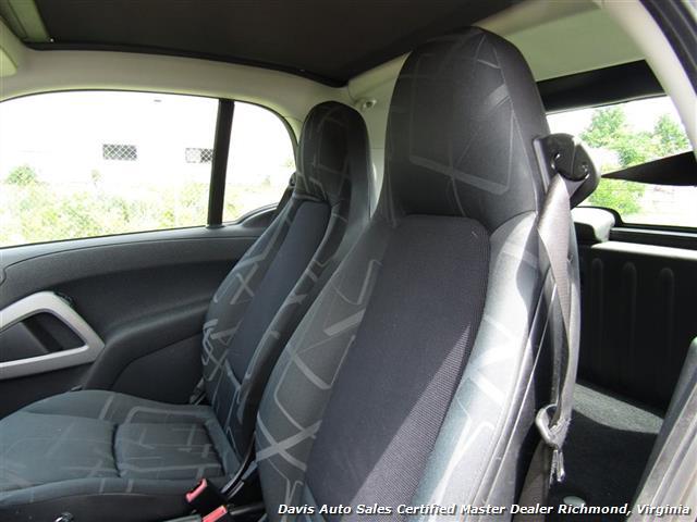2010 Smart Car fortwo passion 2 Door Hatchback Mercedes - Photo 8 - Richmond, VA 23237