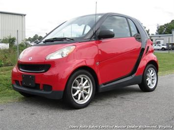 2010 Smart Car fortwo passion 2 Door Hatchback Mercedes Coupe