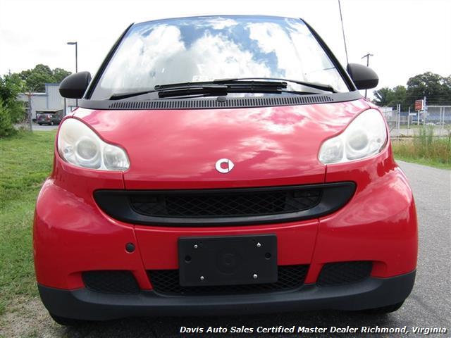 2010 Smart Car fortwo passion 2 Door Hatchback Mercedes - Photo 13 - Richmond, VA 23237