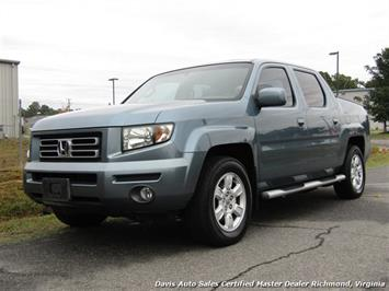 2007 Honda Ridgeline RTL 4X4 Loaded Leather Navigation Sunroof SUV Truck