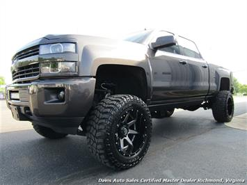 2015 Chevrolet Silverado 2500 HD LT Duramax Diesel Lifted 4X4 Crew Cab Short Bed Truck