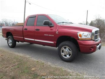 2006 Dodge Ram 2500 HD Laramie SLT 4X4 Quad/Extended Cab Long Bed Truck
