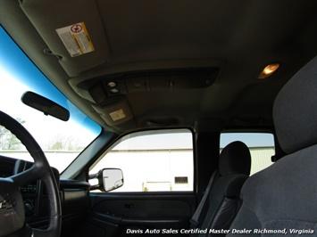 2002 Chevrolet Silverado 2500 HD LS Lifted 4X4 Extended Cab Short Bed Low Miles - Photo 29 - Richmond, VA 23237
