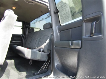 2002 Chevrolet Silverado 2500 HD LS Lifted 4X4 Extended Cab Short Bed Low Miles - Photo 30 - Richmond, VA 23237