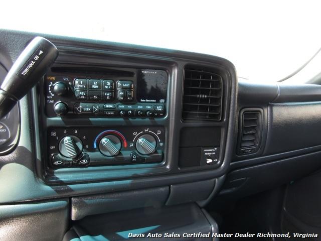 2002 Chevrolet Silverado 2500 HD LS Lifted 4X4 Extended Cab Short Bed Low Miles - Photo 7 - Richmond, VA 23237