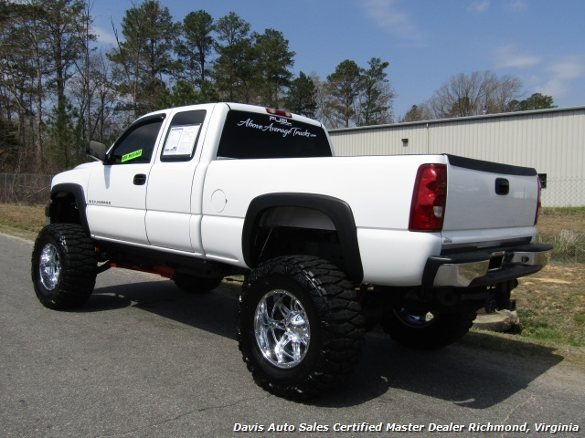 2002 Chevrolet Silverado 2500 HD LS Lifted 4X4 Extended ...