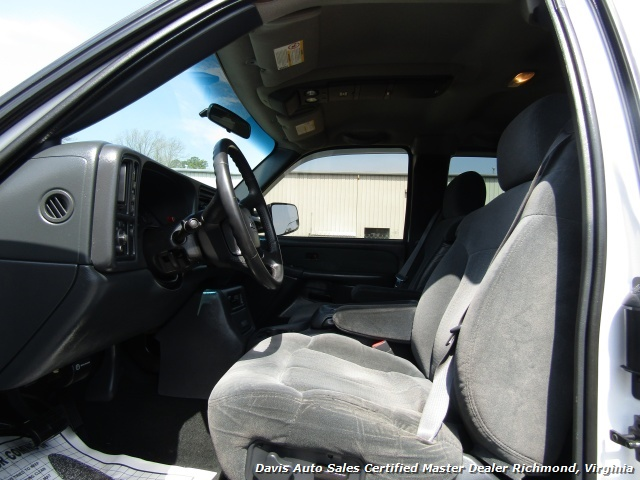 2002 Chevrolet Silverado 2500 HD LS Lifted 4X4 Extended Cab Short Bed Low Miles - Photo 28 - Richmond, VA 23237