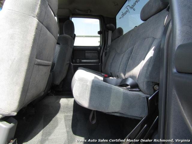 2002 Chevrolet Silverado 2500 HD LS Lifted 4X4 Extended Cab Short Bed Low Miles - Photo 31 - Richmond, VA 23237