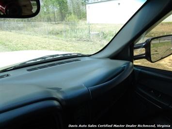 2002 Chevrolet Silverado 2500 HD LS Lifted 4X4 Extended Cab Short Bed Low Miles - Photo 34 - Richmond, VA 23237