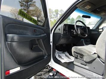 2002 Chevrolet Silverado 2500 HD LS Lifted 4X4 Extended Cab Short Bed Low Miles - Photo 5 - Richmond, VA 23237