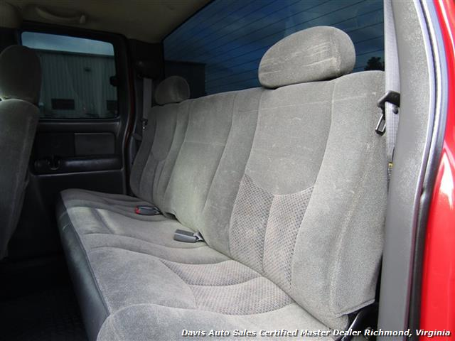 2003 Chevrolet Silverado 1500 LS Z71 Off Road Lifted 4X4 Extended Cab Short Bed - Photo 8 - Richmond, VA 23237