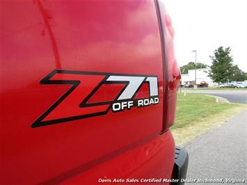 2003 Chevrolet Silverado 1500 LS Z71 Off Road Lifted 4X4 Extended Cab Short Bed - Photo 20 - Richmond, VA 23237