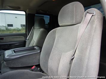 2003 Chevrolet Silverado 1500 LS Z71 Off Road Lifted 4X4 Extended Cab Short Bed - Photo 16 - Richmond, VA 23237