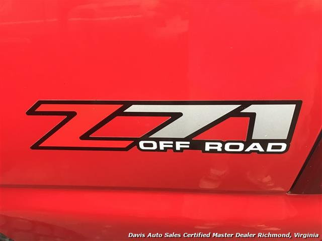 2003 Chevrolet Silverado 1500 LS Z71 Off Road Lifted 4X4 Extended Cab Short Bed - Photo 28 - Richmond, VA 23237