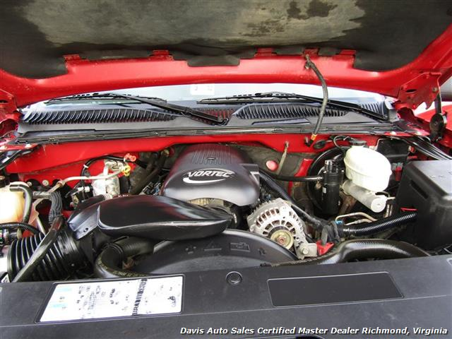 2003 Chevrolet Silverado 1500 LS Z71 Off Road Lifted 4X4 Extended Cab Short Bed - Photo 31 - Richmond, VA 23237