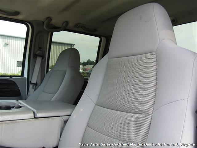 2006 Ford F-350 Super Duty XLT Diesel Lifted 4X4 Crew Cab Long Bed - Photo 26 - Richmond, VA 23237